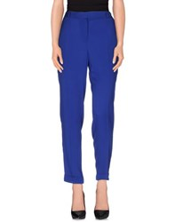 Loro Piana Trousers Casual Trousers Women Bright Blue