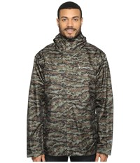 Columbia Watertight Printed Jacket Cypress Camo Men's Coat Green