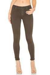 Black Orchid Candice Button Front Skinny Wicked