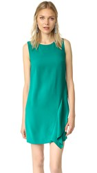 Diane Von Furstenberg Wylda Dress Sea Green