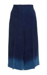 Maiyet Cropped Pant Navy
