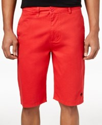 Lrg Lifted Outdoors Shorts Red