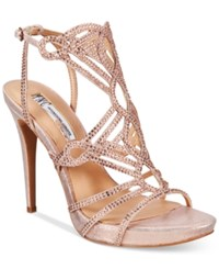 Inc International Concepts Women's Surrie Evening Sandals Only At Macy's Women's Shoes Pearl Rose