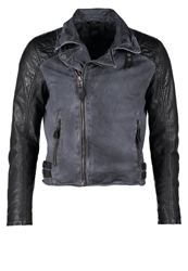 Gipsy Malko Light Jacket Anthra Black Grey