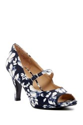 Naturalizer Iris Mary Jane Pump Blue