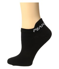 Pearl Izumi W Attack No Show Sock Black Women's Low Cut Socks Shoes