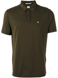 C.P. Company Cp Classic Polo Shirt Brown