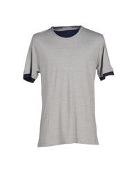 Hamaki Ho Topwear T Shirts Men Grey