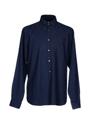 Borsa Shirts Dark Blue