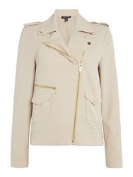 Episode Relaxed Biker Jacket Latte