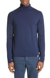 Norse Projects Men's Marius Merino Wool Turtleneck