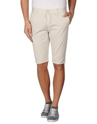 Antony Morato Trousers Bermuda Shorts Men Light Grey