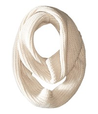 San Diego Hat Company Bss1689 Solid Infinity Scarf Ivory Scarves White