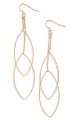 Women's Sole Society Geo Duster Earrings