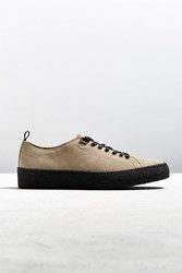 Fred Perry X George Cox Tennis Shoe Tan