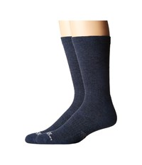 Carhartt Force Extremes Cushion Crew 2 Pair Navy Men's Crew Cut Socks Shoes
