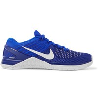 Nike Training Metcon Dsx Flyknit Sneakers Royal Blue