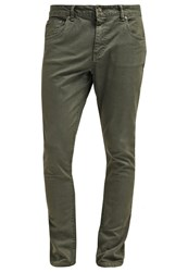 Your Turn Slim Fit Jeans Khaki