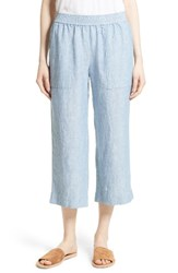 Joie Women's Azelie Linen Crop Pants