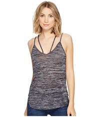Project Social T Hazel Tank Top Coal Women's Sleeveless Gray