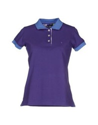 Altea Polo Shirts Purple