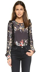 Clover Canyon Winter Harvest Top Multi