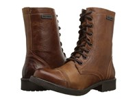 Harley Davidson Arcola Brown Women's Lace Up Boots