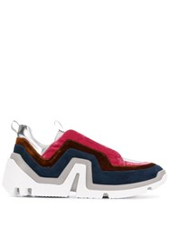 Pierre Hardy Layered Design Sneakers 60