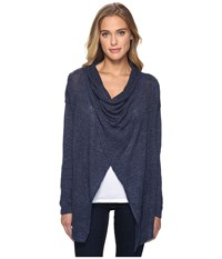 Royal Robbins Tupelo Falls Cardi Deep Blue Women's Sweater