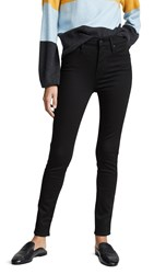 Madewell High Rise Skinny Jeans Carbondale