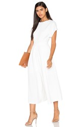 Blaque Label Wide Legged Jumpsuit White