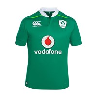 Canterbury Of New Zealand Ireland Vapodri Home Pro Rugby Jersey Green