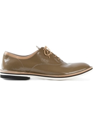 Premiata Layered Oxford Shoes