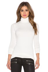 Twenty Long Sleeve Turtleneck Ivory