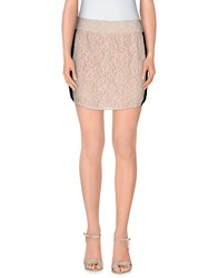 Heimstone Skirts Mini Skirts Women Light Pink