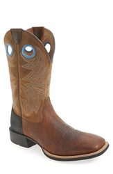 Ariat Men's 'Heritage Cowhorse' Square Toe Cowboy Boot