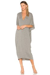 Riller And Fount X Revolve Luca Stripe Caftan Gray