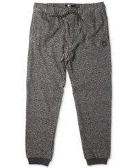 Rip Curl Upper Deck Fleece Pants Black