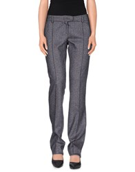 Trussardi Trousers Casual Trousers Women Purple