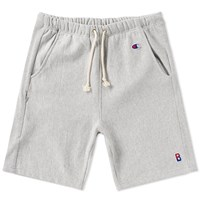 Champion X Beams Rear Logo Short Grey