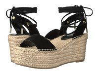 Guess Ronisa Black Women's Wedge Shoes