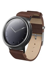 Misfit Women's Phase Leather Strap Smart Watch 40Mm