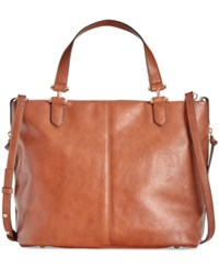 Inc International Concepts I.N.C. Elliah Wrap Tote Brandy