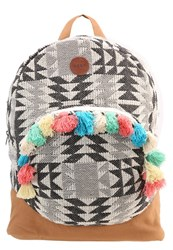 Roxy Bombora Rucksack Pink Multicoloured