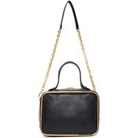 Alexander Wang Black Large Halo Satchel