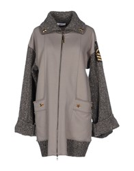 Vdp Sport Coats And Jackets Jackets Women Grey