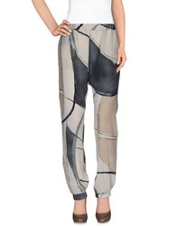 Brian Dales Trousers Casual Trousers Women Beige