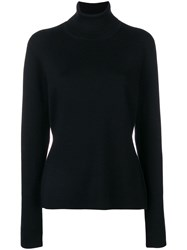 Gabriela Hearst May Polo Neck Jumper Black