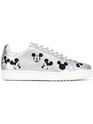 Moa Master Of Arts Mickey Mouse Sneakers Metallic