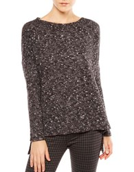 Sanctuary Easy Street Wool Blend Sweater Charcoal